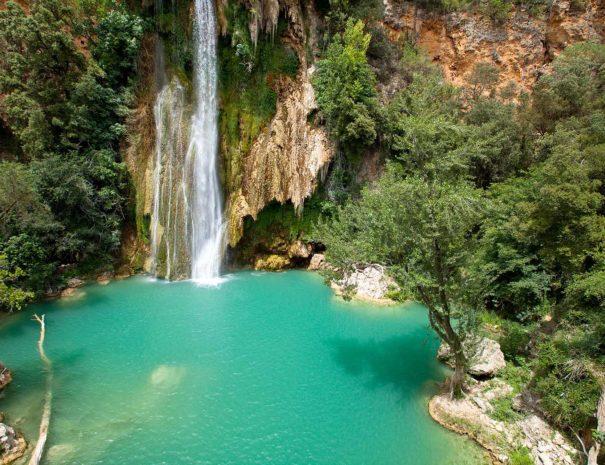 cascade provence