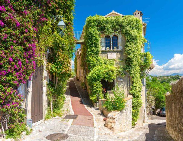 village provence sud france
